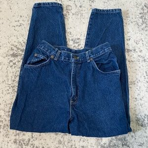 Vintage Chic mom jeans high rise 26